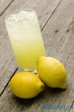 Вода і лимон для схуднення