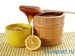 Вода з лимоном і медом натщесерце