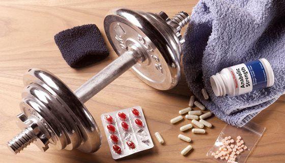 Анаболіки і спорт