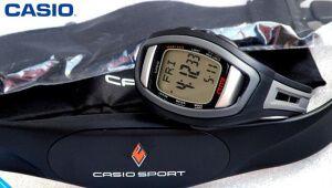 Годинники з пульсомірів Casio CHF-100-1V