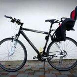 Дитяче велокресло Hamax
