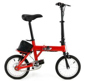 Дорослий складаний велосипед Volteco Freego 250W