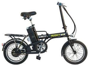 Дорослий складаний велосипед Wellness Husky 350