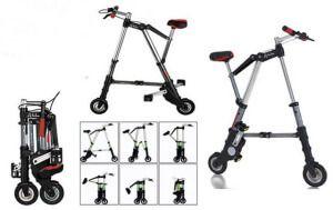 Дорослий складаний велосипед A-bike