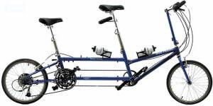 Складаний велосипед тандем Bike Friday