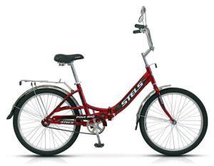 Дорослий складаний велосипед Stels Pilot 810 24