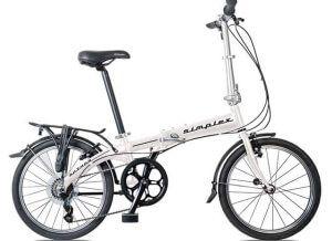 Дорослий складаний велосипед Author Simplex