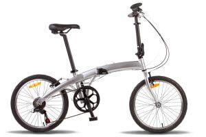 Дорослий складаний велосипед Pride Mini 3sp RST