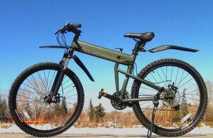 Дорослий складаний велосипед Montague Paratrooper