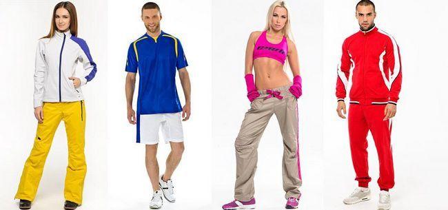 Вибираємо одяг для тренажерного залу