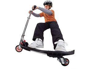 Вибираємо самокат scooter міні, двоколісний, триколісний, чотириколісний