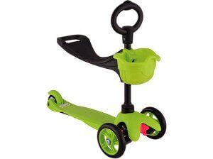 дитячий триколісний самокат 21st scooter