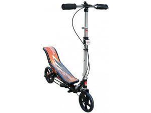 двоколісний самокат для дорослих і дітей space scooter