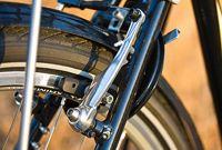 Ободниє гальма велосипеда