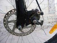 Дискові гальма для велосипеда