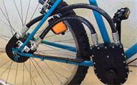 Гальма на велосипед з гідравлічним приводом