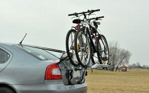 Велобагажник на задні двері Aguri Spider