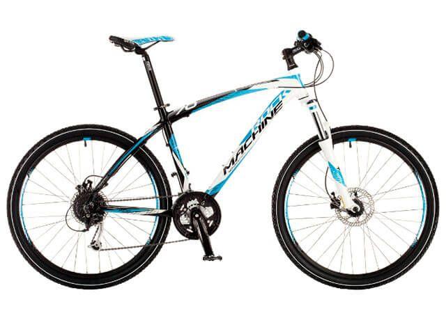 Напівпрофесійний гірський велосипед Rock Machine Thunder