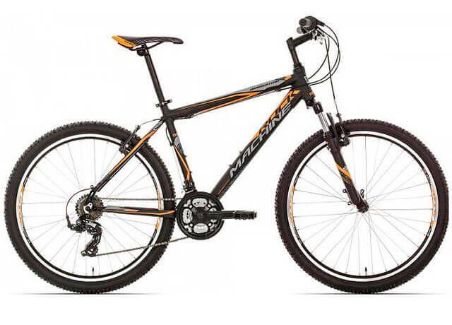 Чоловік гірський велосипед Rock Machine Manhattan