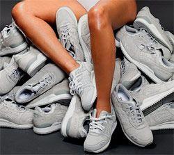 Вибір взуття для тренажерного залу.