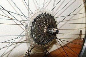Задня втулка велосипеда