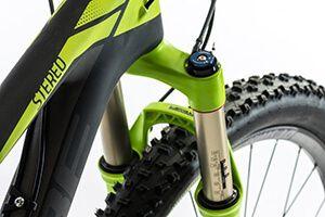 Заміна масла в вилці велосипеда і настройка її параметрів