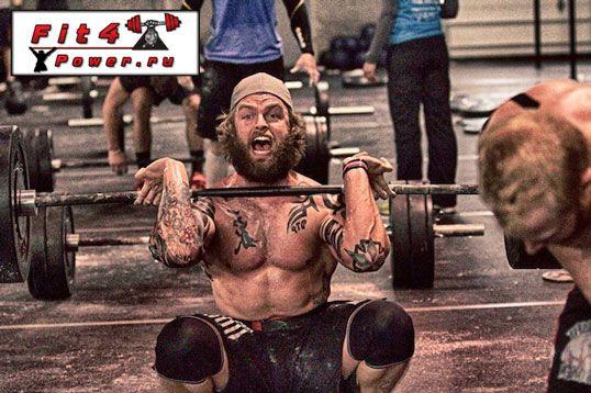 Заняття важкою атлетикою