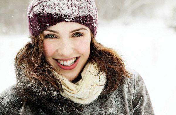 Захищаємо шкіру обличчя від морозів