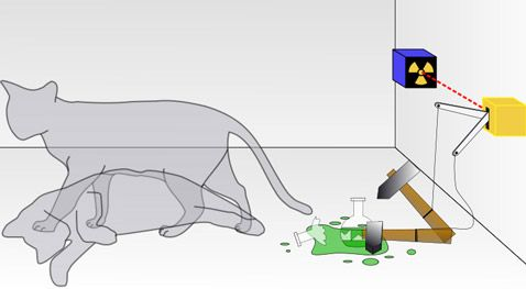 Квантовий кіт Шредінгера