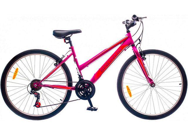 Жіночий міський велосипед ригиден Discovery Passion 2016 26